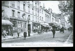MONTMARTRE LE CABARET BRUANT - Distretto: 18