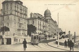 MONTE-CARLO - La Montée De La Condamine  199 - Monte-Carlo