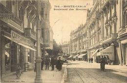 MONTE-CARLO -  Boulevard Des Moulins 201 - Monte-Carlo