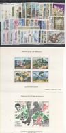 MONACO ANNEE COMPLETE 1992 XX MNH Neufs - + BF - Monaco