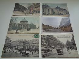 Lot De 60 Cartes Postales De France  Paris   Lot Van 60 Postkaarten Van Frankrijk  Parijs  - 60 Scans - 5 - 99 Cartes