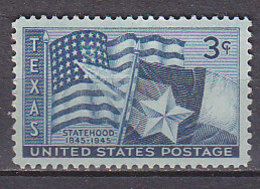 H1143 - ETATS UNIS UNITED STATES Yv N°490 ** TEXAS - United States