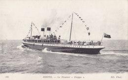 Dieppe (76) - Le Steamer Dieppe - Dieppe