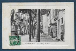 CHALABRE - Cours Sully - La Mairie - France