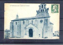 84. Le Thor. L'église - Frankrijk
