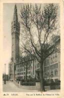 59 - Lille - Vue Sur Le Beffroi De L'Hôtel De Ville - Voir Scans Recto-Verso - Lille