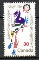 CANADA. N°790 Oblitéré De 1982. Marathon De L'espoir. - Handisport