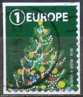 België 2018 Kerstmis (twee Zijden Ongetand - Non Dentelé à Deux Côtés) - Belgique
