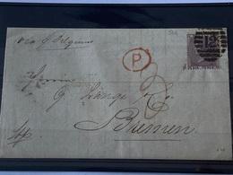 Gran Bretaña Nº 19. Año 1855/57. - 1840 Mulready-Umschläge
