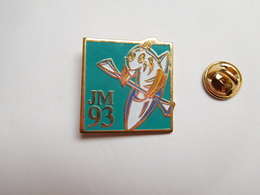 Beau Pin's , JM93 , Jeux Méditerranéens 1993 , Canoë Kayak - Canoa