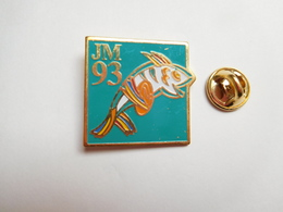 Beau Pin's , JM93 , Jeux Méditerranéens 1993 , Rugby ?? - Rugby