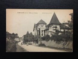 39 -  DAMPIERRE - Villa Le Fresne - 85 - France