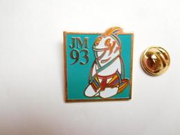 Beau Pin's , JM93 , Jeux Méditerranéens 1993 , Judo - Judo