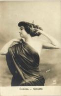 CHENAL  Aphrodite  A Bert  Epaule Nue RV  A Christensen  Rueil - Artistes