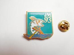 Beau Pin's , JM93 , Jeux Méditerranéens 1993 , Aviron - Aviron