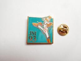 Beau Pin's , JM93 , Jeux Méditerranéens 1993 , Arts Martiaux , Karaté - Judo