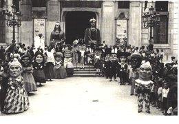 ES TARRAGONA - 8 - Nanos I Gegants - Sanca Tecla 1935 - Animée - Belle - Carnaval