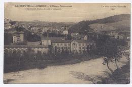 LA SEAUVE Sur SEMENE , L'Usine Colcombet, Filature - Bon état - France
