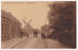 St. Anne Rhodendries - De Molenstraat - Hamme