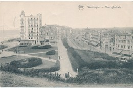 CPA - Belgique - Wenduine - Wenduyne - Vue Générale - Wenduine