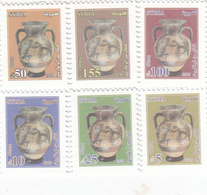 Syrian New Issue Definitive Issue 2019, 6 Stamps Archeology Compl.MNH - ( No Skrill & No Paypal ) - Syria