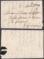 """FRANCE DE PARIS """"PARIS INFINI"""" 1174   (DD) DC-6500 - Postmark Collection (Covers)"""