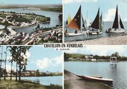 CHATILLON EN VENDELAIS  (multivues) - Frankreich