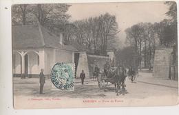 SP- 55 - VERDUN - Porte De France - Cheval - Charrette - Timbre - Cachet - 1906 - Verdun