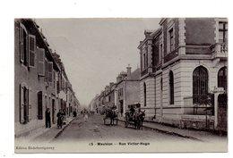 Mauleon-Licharre. Rue Victor Hugo. Cachet Ambulant Mauleon A Aramits. - Mauleon Licharre