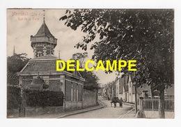DD / 21 CÔTE D'OR / MEURSAULT / RUE DE LA GARE / ANIMÉE / 1905 - Meursault