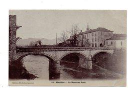 Mauleon-Licharre. Le Nouveau Pont. Cachet Ambulant Mauleon A Aramits. - Mauleon Licharre