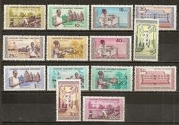 Zanzibar 1966 Complete Set M * - Zanzibar (1963-1968)