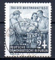 "(DDR-BM1) DDR ""Tag Der Briefmarke"" Mi 396 Sauber Bedarfsgestempelt - [6] Repubblica Democratica"