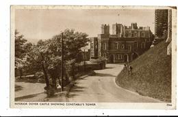 CPA Carte Postale -Royaume Uni- Interior Castle Showing Constable's Tower -1948 VM12449 - Dover