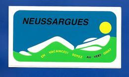 A.C NEUSSARGUES EN VACANCES!... - Adesivi