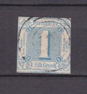 Thurn Und Taxis - 1859/61 - Michel Nr. 15 - Gest. - 30 Euro - Tour Et Taxis