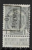 Manage  1910  Nr.  1464B - Precancels