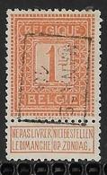 Manage  1913  Nr.  2162B - Precancels