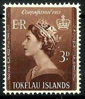 Tokelau Nº 4 Charnela. - Tokelau