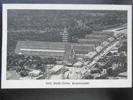Propaganda Postkarte Olympiade 1936 Berlin + Sondermarke + Sonderstempel - Allemagne