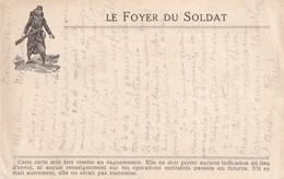 FRANCE CARTE DE FRANCHISE MILITAIRE - Tarjetas De Franquicia Militare