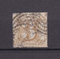 Thurn Und Taxis - 1865 - Michel Nr. 40 - Gest. - 30 Euro - Thurn Und Taxis