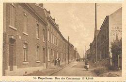 Erquelinnes NA33: Rue Des Combattants 1914-1918 - Erquelinnes