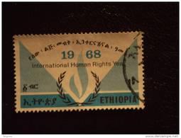 Ethiopie Ethiopia Athiopien  Mensenrechten Droits De L'Homme  Human Rights Yv 506 O - Zonder Classificatie