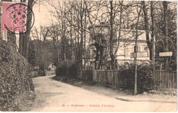 FR92 ROBINSON - 24 - Donjon D'Aulnay - Belle - France