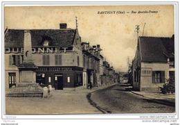 60 Rantigny - Rue Anatole France - Rantigny