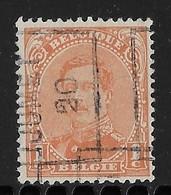 Jumet 1920  Nr.  2505A - Roller Precancels 1920-29