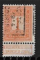 Kortrijk 1914  Nr.  2295B Hoekje Rechtsonder - Precancels