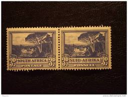 Zuid Afrika South Africa Afrique Du Sud RSA  Yv 113A+114A MH * - Zonder Classificatie