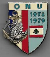 8e RPIMa - ONU 1978 - 1979 - Insigne Delsart - Armée De Terre